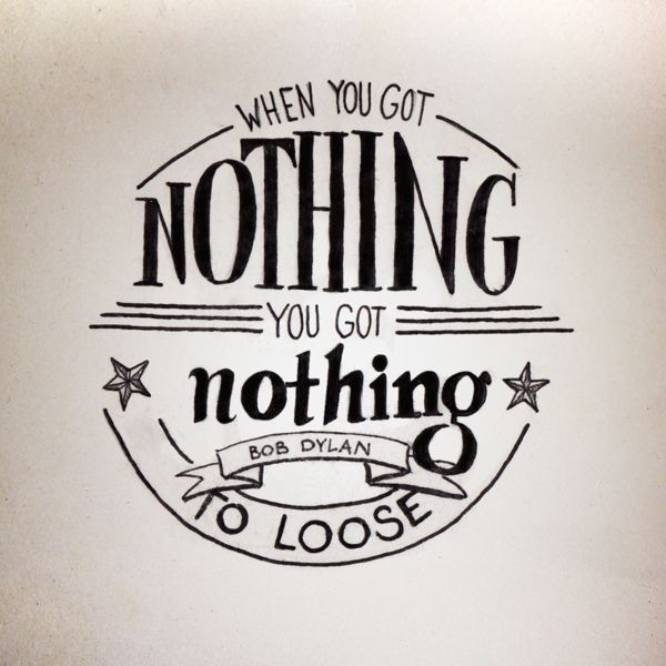 Quotes Hand Lettering,