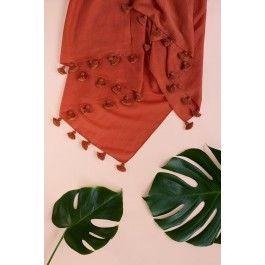foulard sirio biscuit @ DES PETITS HAUTS