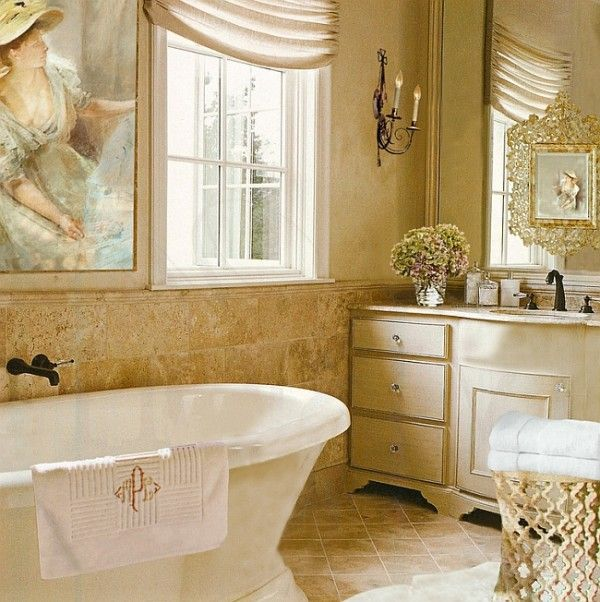 Masculine Master Baths: 17 Best Ideas About Feminine Bathroom On Pinterest