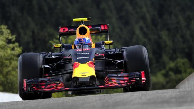Verstappen snelste in tweede training GP België | NU - Het laatste nieuws het…