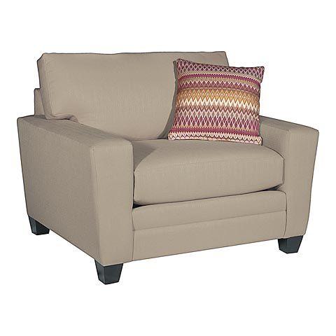 Chair And A Half, Bassett