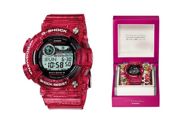 Holy Grail ~ Takashi Murakami x Casio G-SHOCK Frogman Watch
