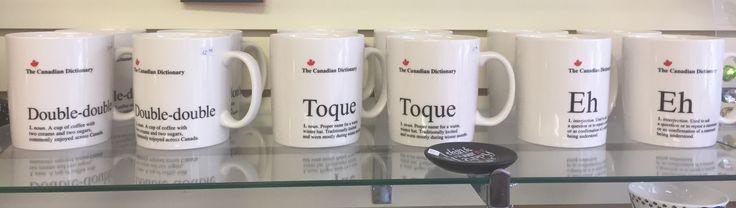 Mugs, toque, Canada
