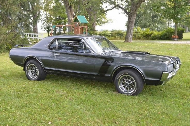 1967 Mercury Cougar Xr7 Click To Find Out More Http