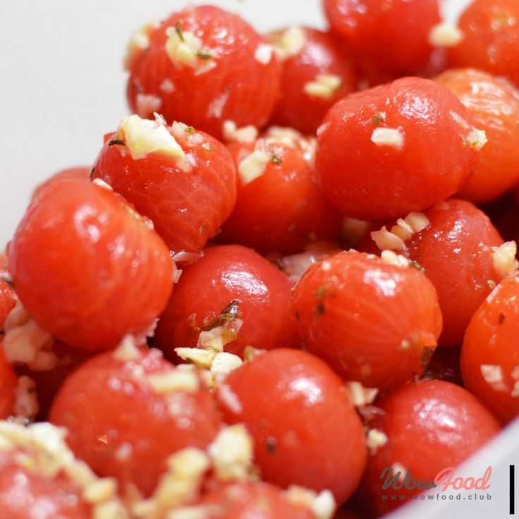 """""""Лысые"""" помидоры - Как готовить закуски. Лучшие рецепты закусок с фото на Wowfood.club"""