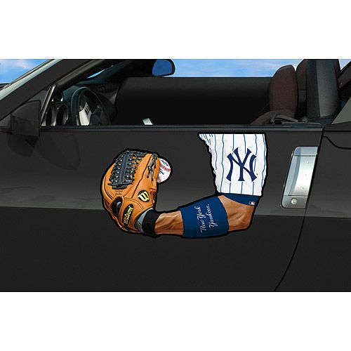 Magnetic Yankee Bumper Stickers