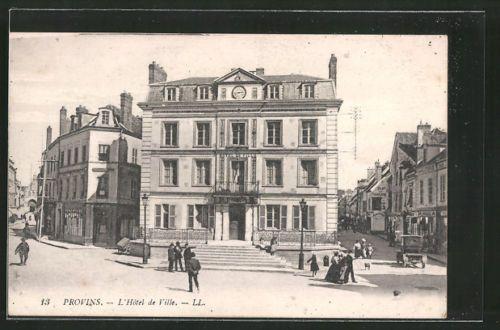 remarquable-CPA-Provins-l-hotel-de-Ville