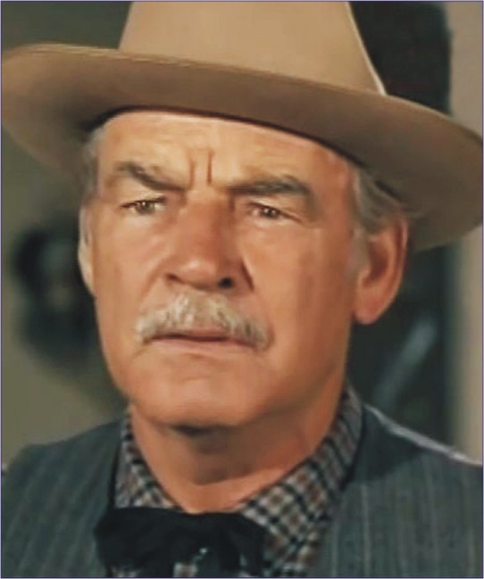 Ray Teal (January 12, 1902 – April 2, 1976) was an American actor who appeared in more than 250 movies and some 90 television programs in his 37-year career. His longest-running role was as Sheriff Roy Coffee on NBC's western series Bonanza (1960–1972). He also played a sheriff in the film Ace in the Hole (1951).