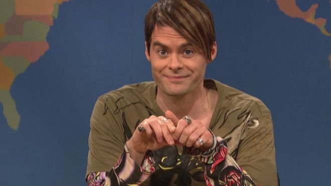 """News Reporter Herb Welch   Bill Hader's 14 Greatest """"SNL"""" Characters"""