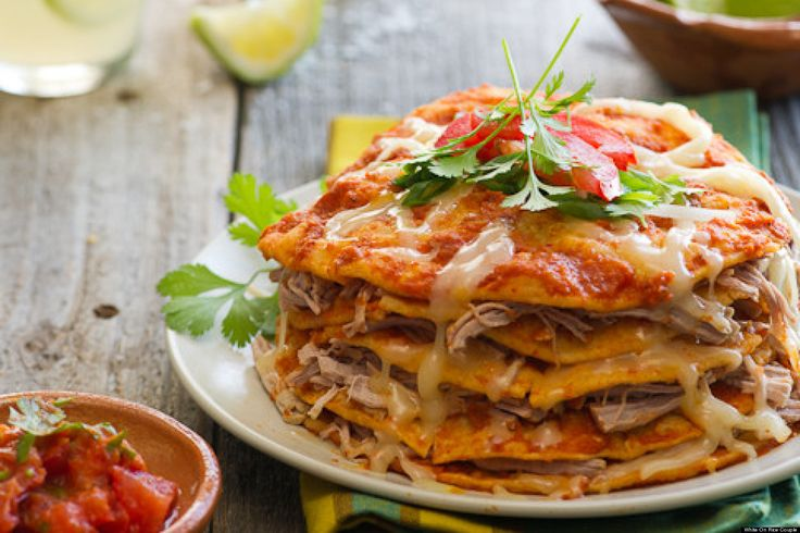 The 100 Best Mexican Recipes