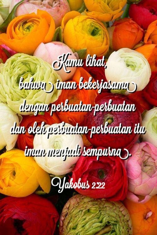 Yakobus2:22