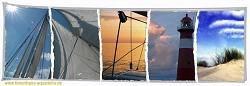 Start - Ferienhaus Holland Bruinisse Strand und viel Meer