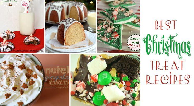 Best christmas treat recipes simple dessert recipes for Easy quick christmas baking recipes