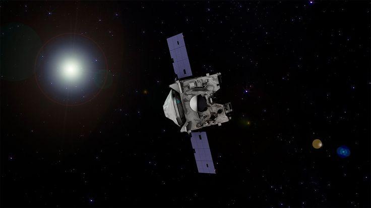 Espectacular imagen de la Tierra y la Luna a un millón de km de distancia - Carmelo Portal