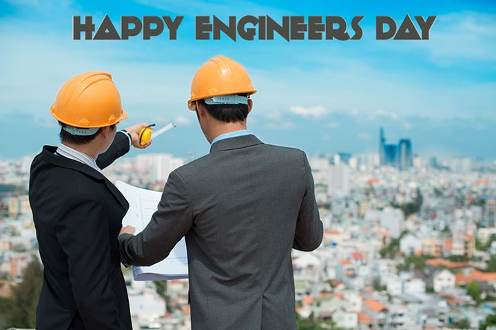 Happy Engineer Day guys!!! You are an Engineer. Be Proud. ‪