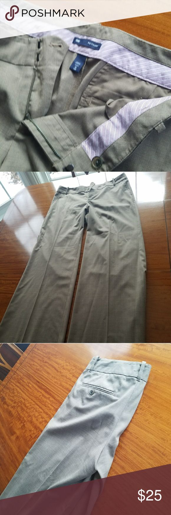 Gap TALL womens trousers Like new light TALL Gap trousers GAP Pants Trousers