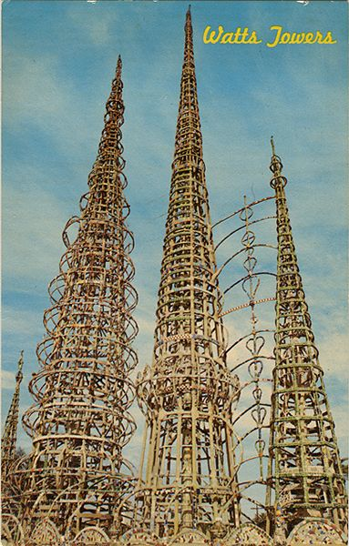 25 best ideas about watts towers on pinterest venice for Tattoo shops junction city ks