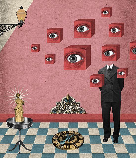 O observador habita o mundo que cria em seu ato de perceber.