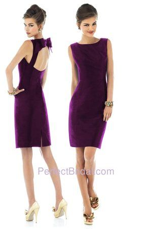 Alfred Sung Bridesmaids Dress Style D517  $132