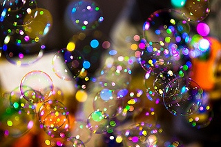 Bokeh Explosion by © Gi Baratie, via Flickr.com
