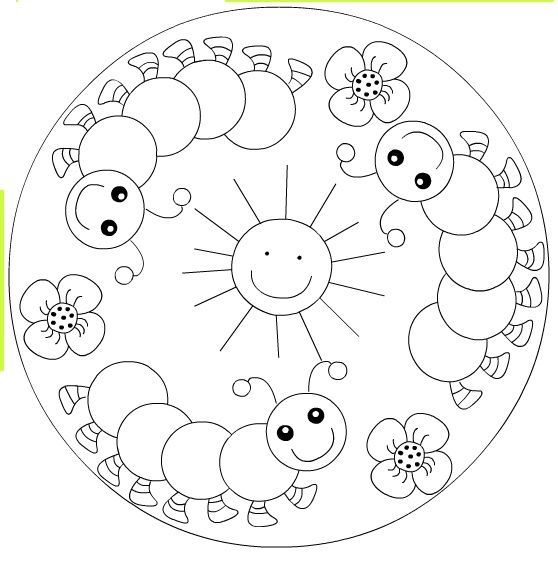 115 best mandala images on Pinterest | Flower mandala, Mandala art ...