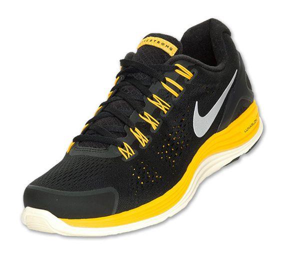LIVESTRONG x Nike LunarGlide+ 4 LAF