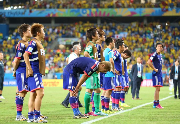 Japan National Team, FIFA World Cup Brazil, 2014.6.24