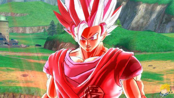 Kaioken en Dragon Ball Xenoverse 2