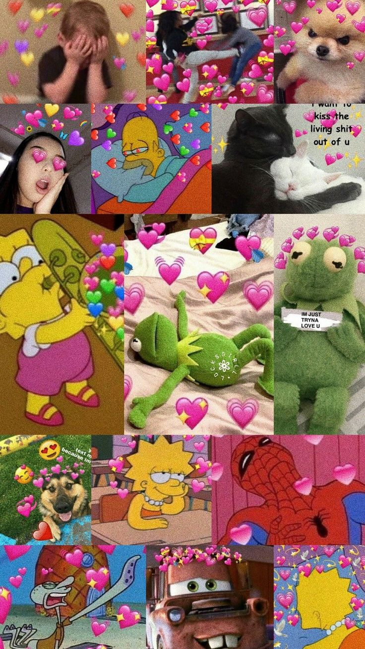 Aesthetic icons apaixonados Lisa Simpson in love