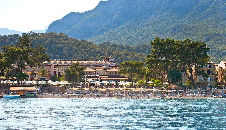 Crystal Aura Beach Resort & SPA Hotel - Kemer, Antalya Otelleri