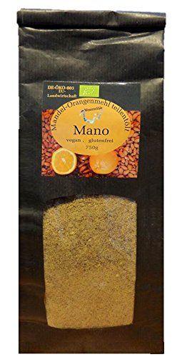 Low Carb Mandel-Orangen-Mehl, 750 g