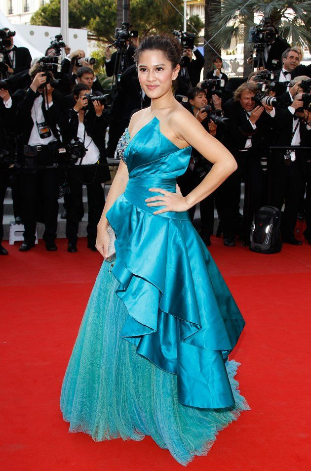 Dian Sastro Is the Face of Indonesia at Cannes Fest 2012