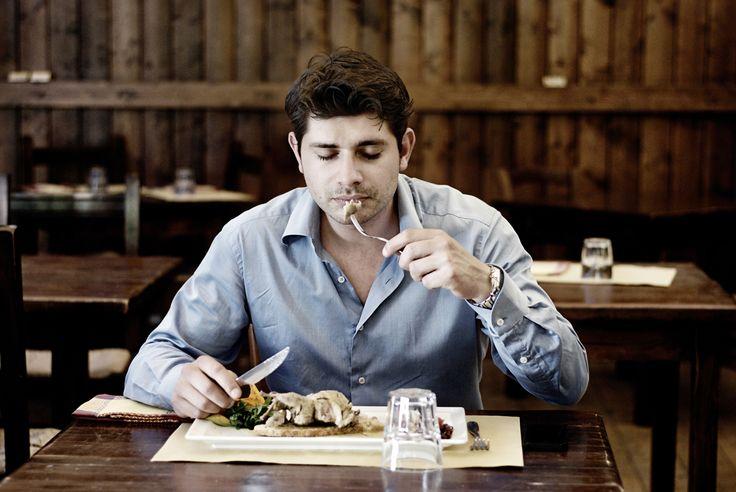 Al ristorante... l'odore ha la sua importanza