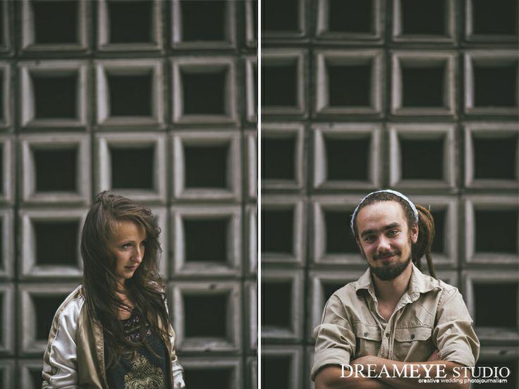 dreameyestudio.pl  #dreameyestudio #portrait #man #girl #rastaman #engagementsession #blur #windycity