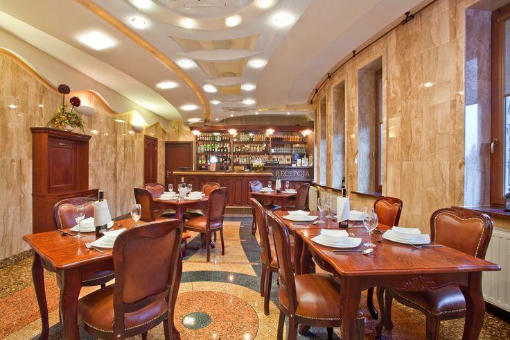 Prócz wysokiej jakości potraw nasza restauracja przyciąga eleganckim, wysmakowanym wnętrzem :)  #hoteklimek #pensjonatklimek #hotelklimekspa #muszyna #mountains #góry #beskidsadecki