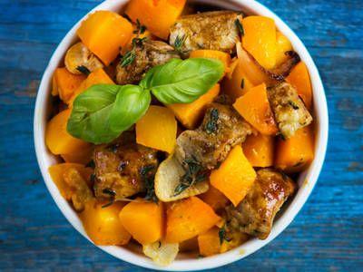 Crock Pot: Pumpkin Rosemary