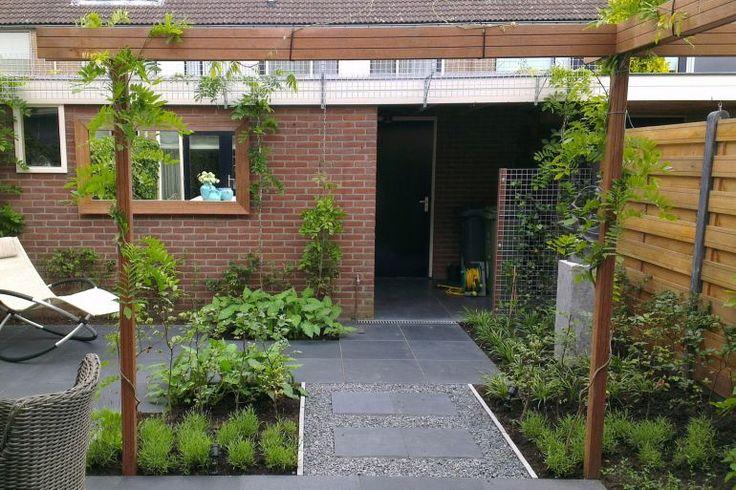 Kleine tuin 48m2 #27