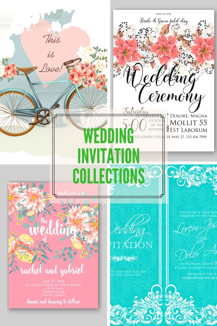 27 Truly Customized Chic And Economical Wedding Invitation Inspirations
