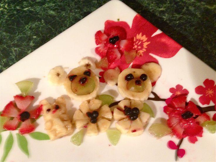 Abby's banana bears.