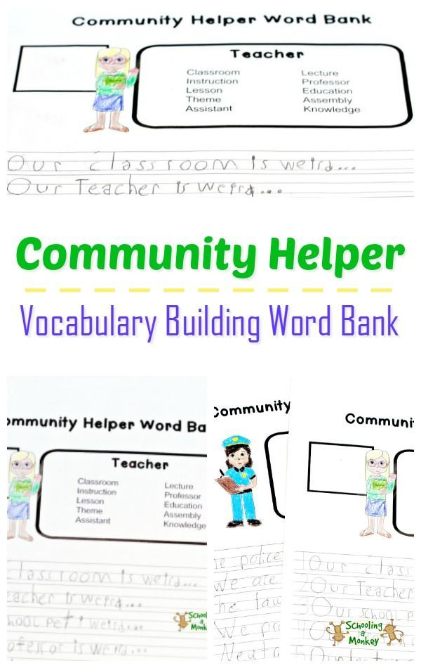 Community games handwriting analysis