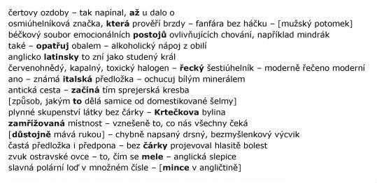 šifra 2013-01