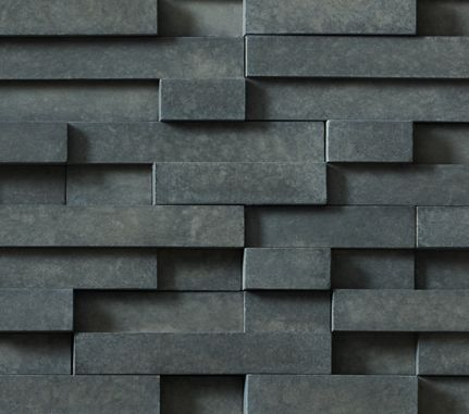 Cultured Stone Carbon Pro-Fit® Modera Ledgestone colour swatch