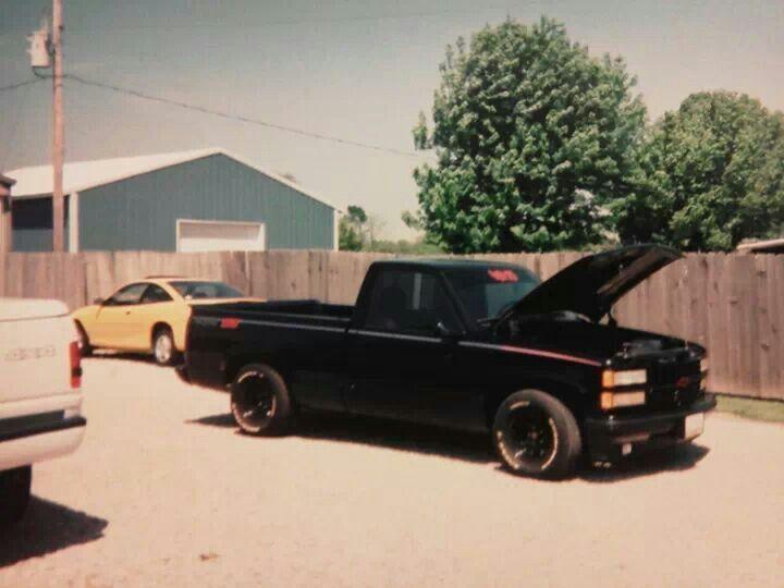 My truck | 454 ss 1990 truck | Pinterest