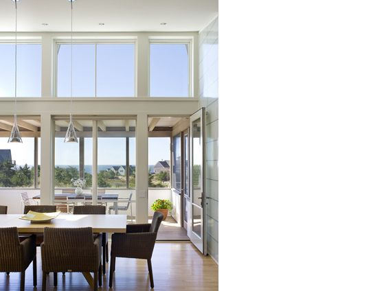 Wonderful Estes/Twombly Architects Designed This House House On The Beach In Truro,  MA Using Kalwall Panels For Thermal Protection And Privacy While Maximizing  The ... Pictures Gallery