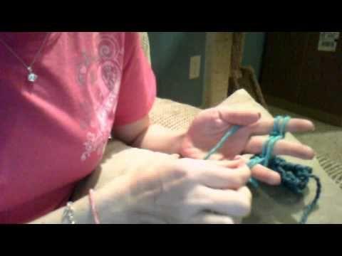 Finger Knitting: come lavorare a maglia con le dita, senza usare ferri o uncinetto