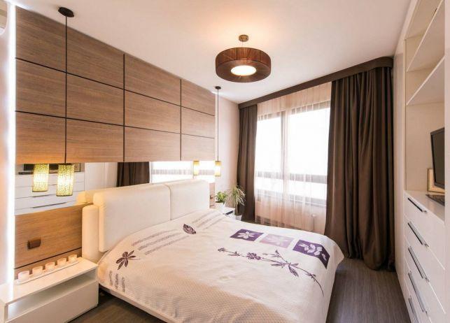 Idei pentru amenajarea unui dormitor de 9 metri patrati- Inspiratie in amenajarea casei - www.povesteacasei.ro