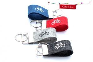 Mini Schlüsselanhänger Fahrrad
