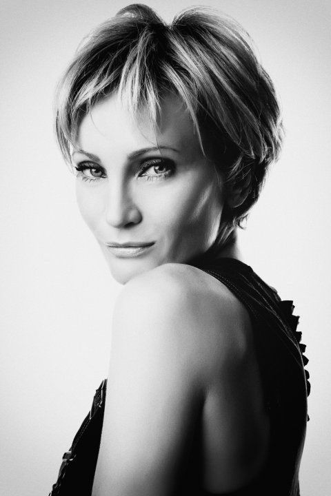 Patricia Kaas : French singer. I love her concerts!