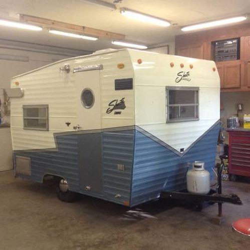 1970 Shasta Compact - Tin Can Classifieds