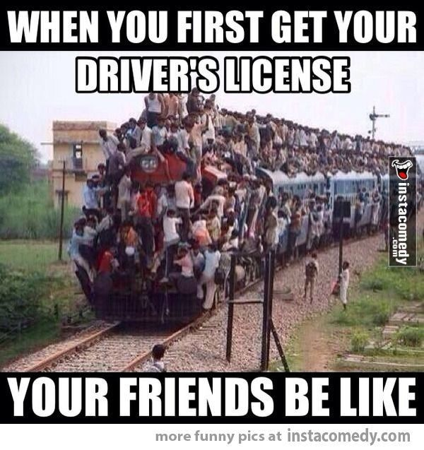 When you first get your drivers license #desi #asian #www.asianlol.com